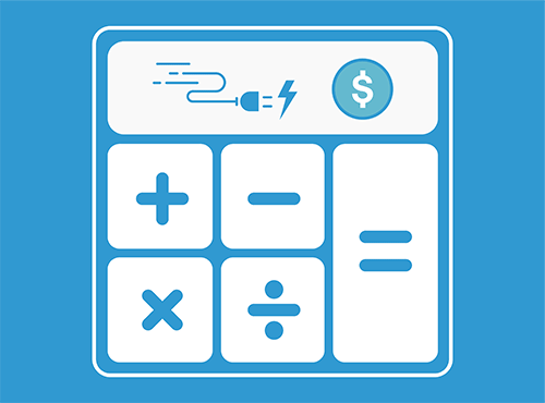 Power and Savings Calculator