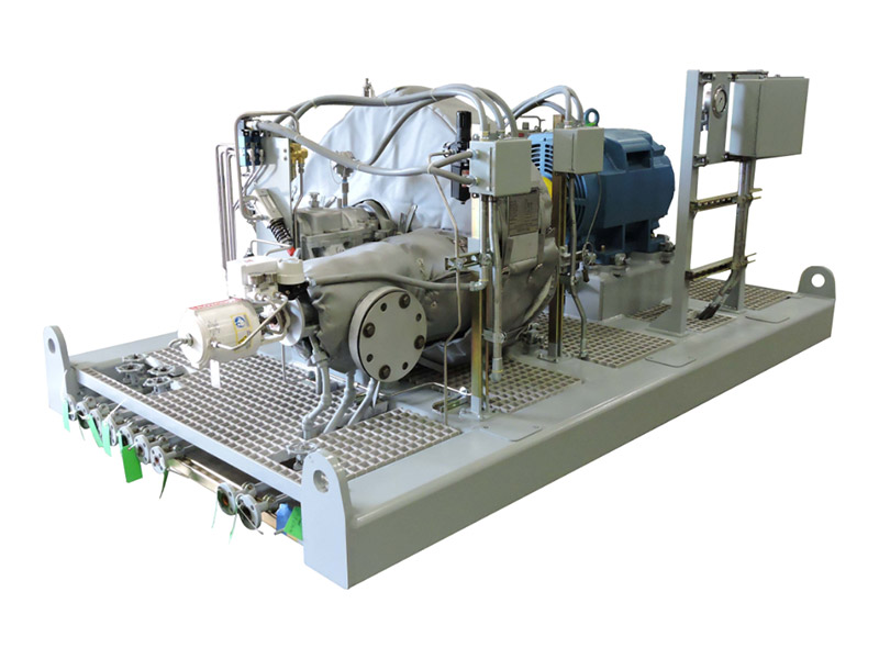 Indy Series Steam Turbine Generators