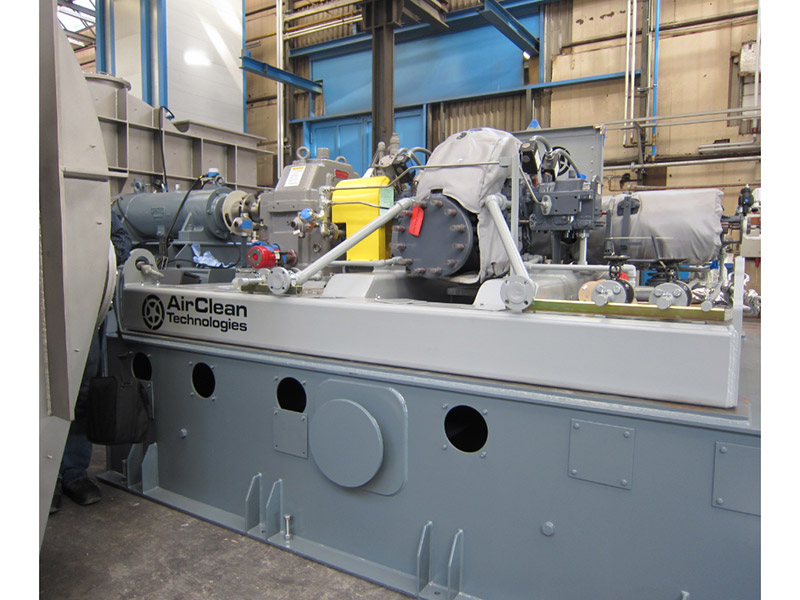Mech Series Steam Turbine Generators