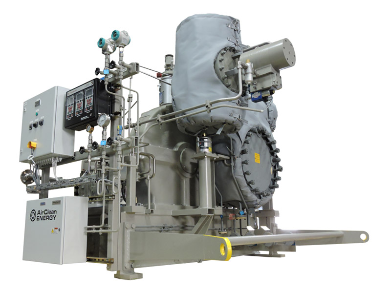 Sync Series Steam Turbine Generators