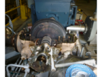Single Stage Steam Turbine Teardown
